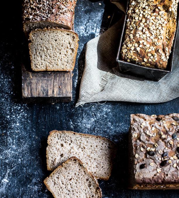 Chleb tradycyjny na zakwasie
