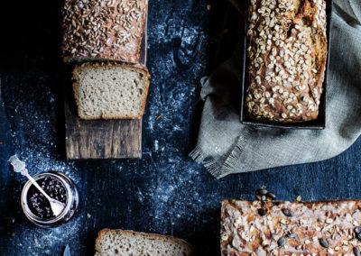 domowy chleb w Zaścianku